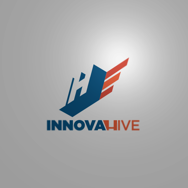 Logo Design by Private User - Entry No. 55 in the Logo Design Contest InnovaHive Logo Design.