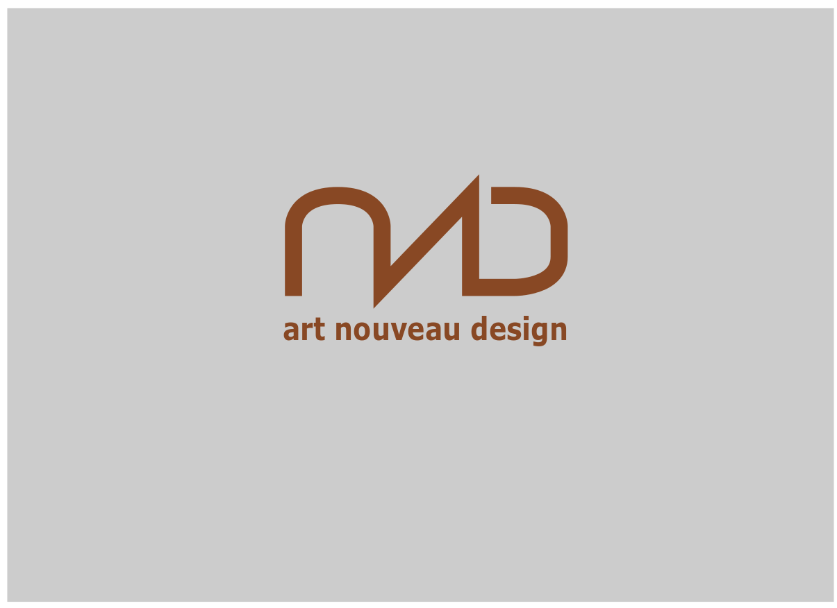 Logo Design by JaroslavProcka - Entry No. 107 in the Logo Design Contest Artistic Logo Design for Art Nouveau Design.