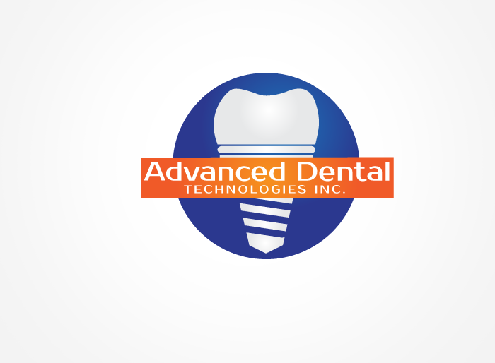 Logo Design by Jan Chua - Entry No. 38 in the Logo Design Contest Fun Logo Design for Advanced Dental Technologies Inc..