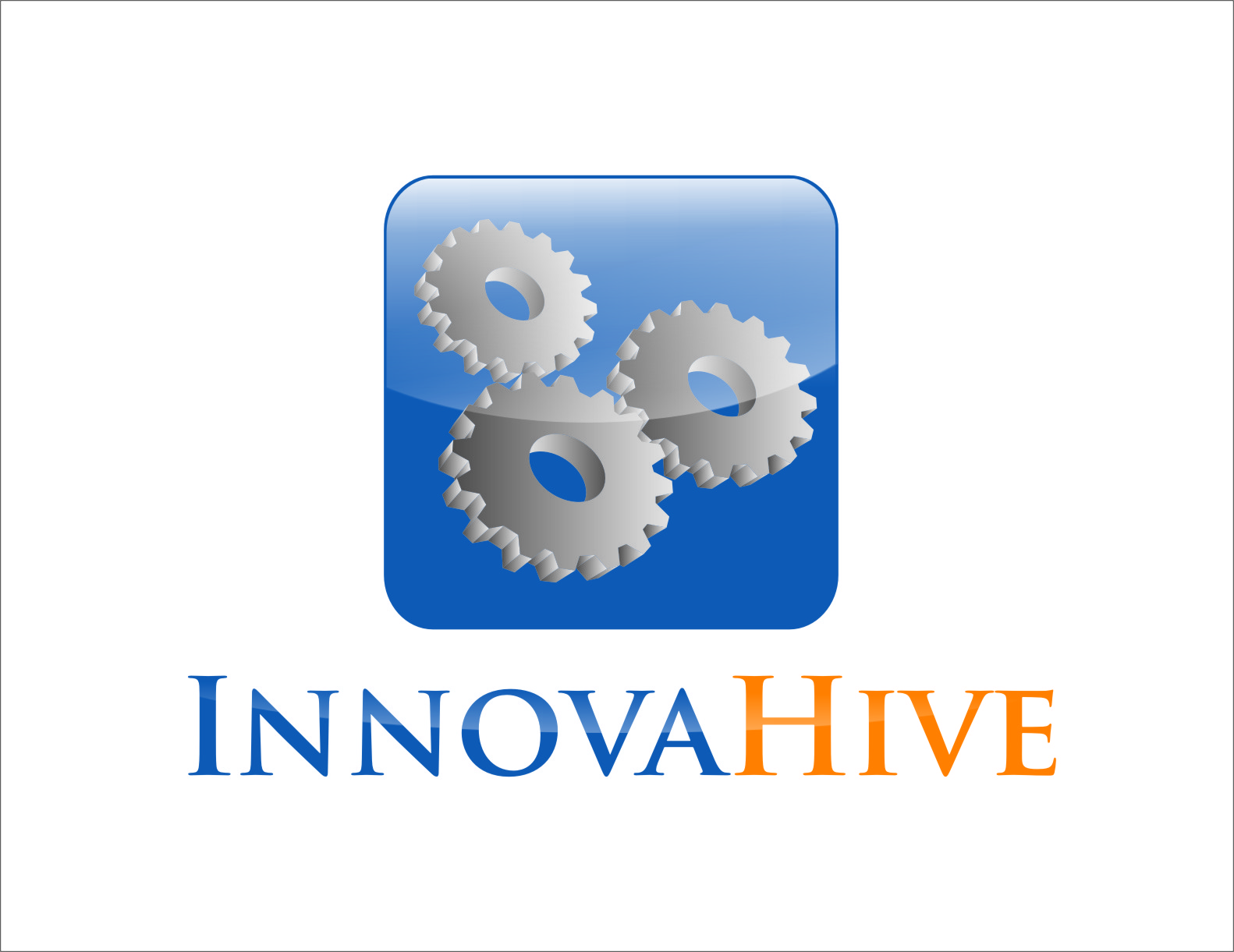 Logo Design by Ngepet_art - Entry No. 57 in the Logo Design Contest InnovaHive Logo Design.