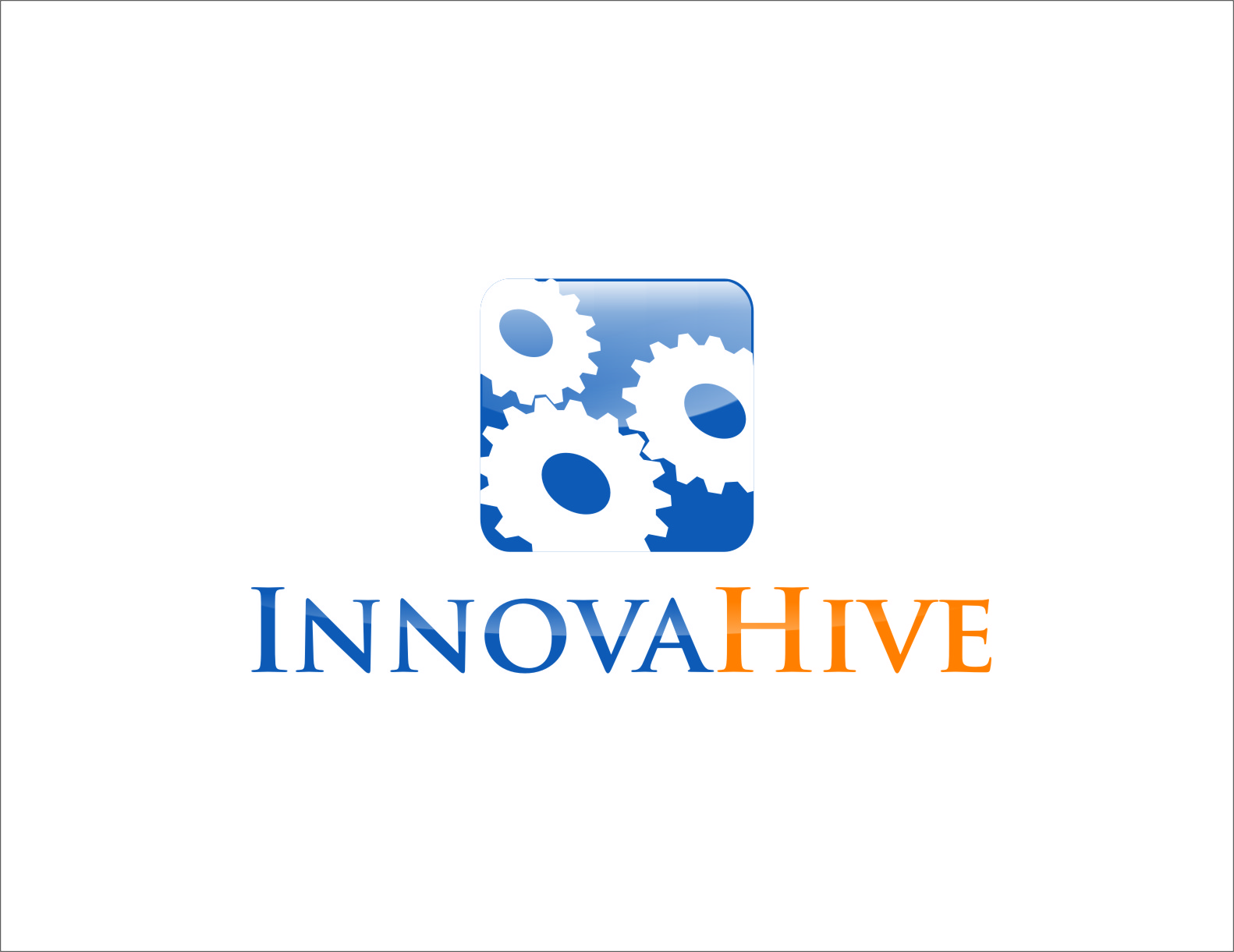 Logo Design by Ngepet_art - Entry No. 58 in the Logo Design Contest InnovaHive Logo Design.