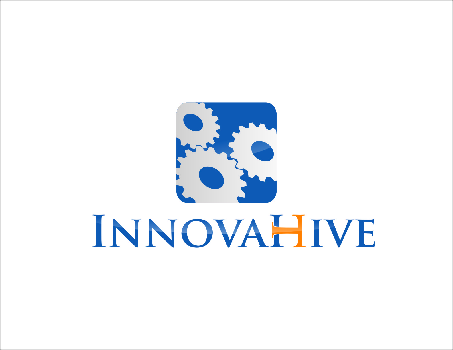 Logo Design by Ngepet_art - Entry No. 61 in the Logo Design Contest InnovaHive Logo Design.