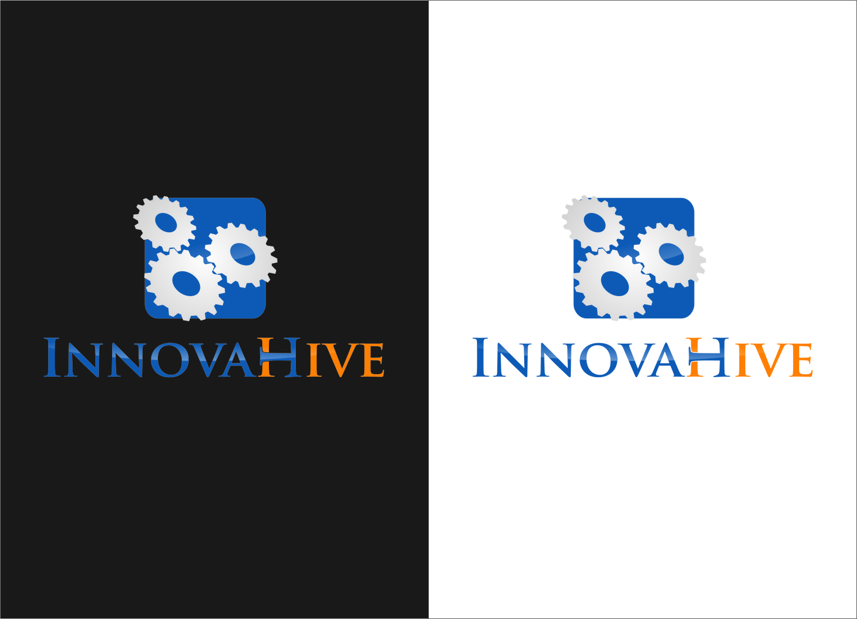 Logo Design by RasYa Muhammad Athaya - Entry No. 62 in the Logo Design Contest InnovaHive Logo Design.