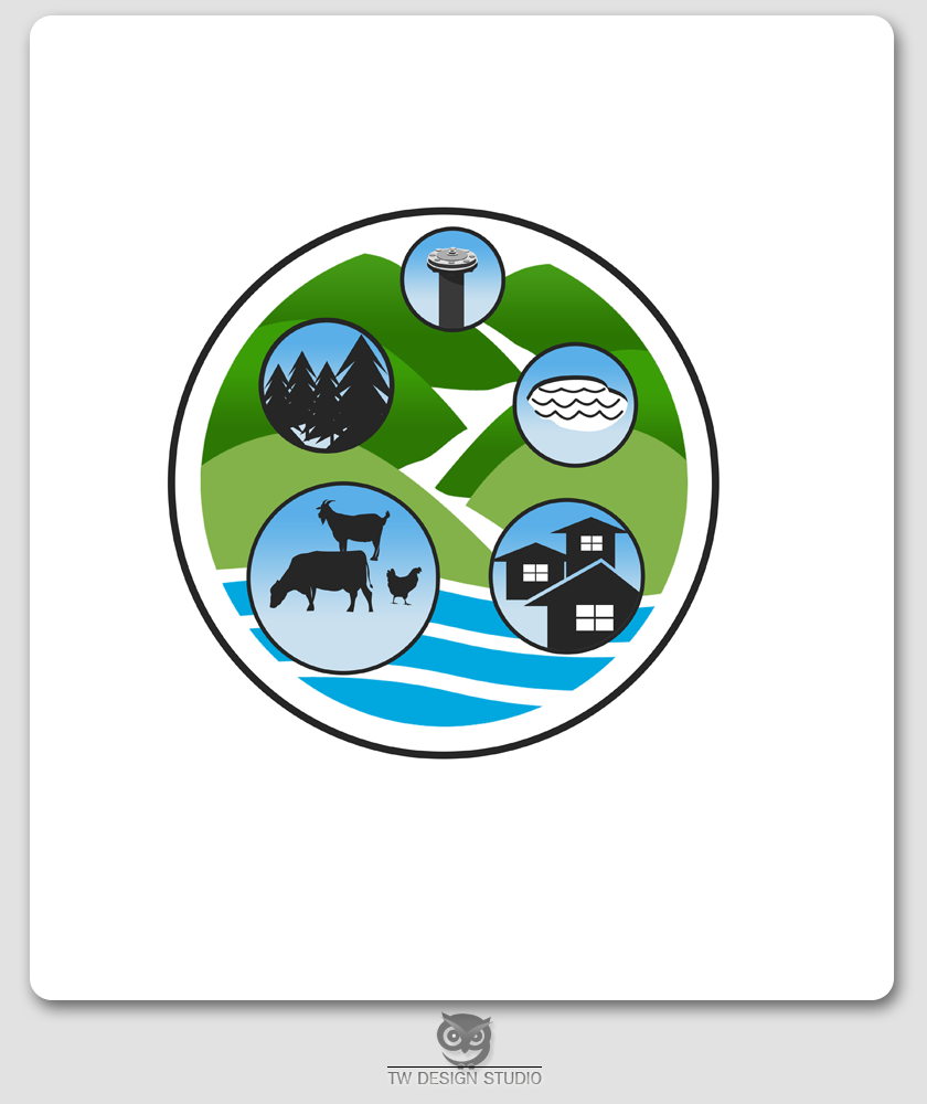 Logo Design by Robert Turla - Entry No. 104 in the Logo Design Contest Manitoba Conservation Districts Logo Design.