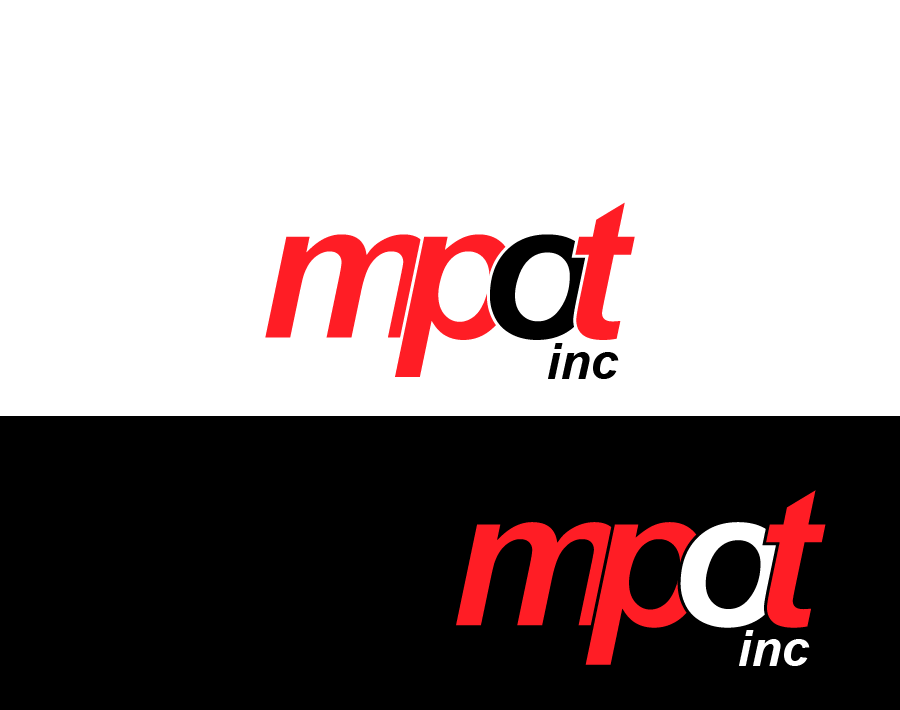 Logo Design by Private User - Entry No. 42 in the Logo Design Contest Mpot inc  Logo Design.
