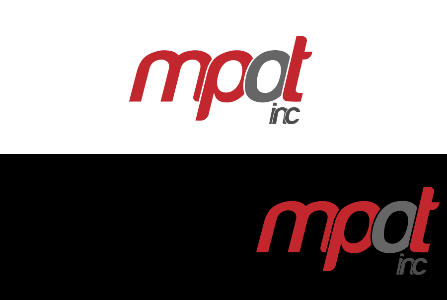 Logo Design by Private User - Entry No. 43 in the Logo Design Contest Mpot inc  Logo Design.