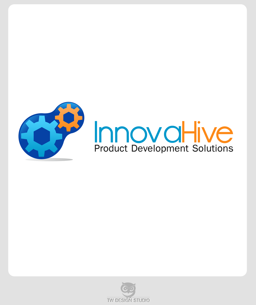 Logo Design by Private User - Entry No. 69 in the Logo Design Contest InnovaHive Logo Design.