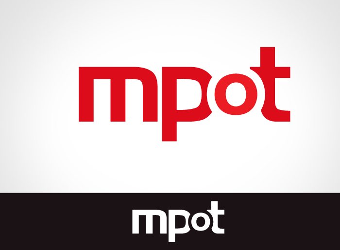 Logo Design by Jan Chua - Entry No. 48 in the Logo Design Contest Mpot inc  Logo Design.