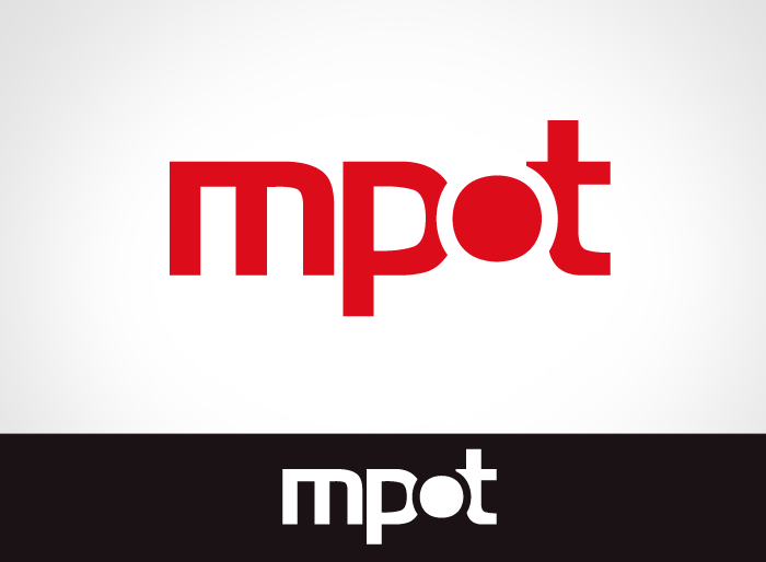 Logo Design by Jan Chua - Entry No. 51 in the Logo Design Contest Mpot inc  Logo Design.