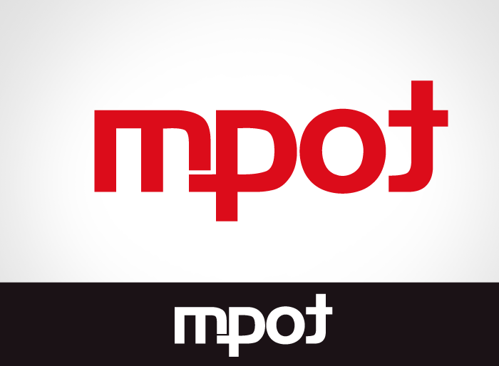Logo Design by Jan Chua - Entry No. 54 in the Logo Design Contest Mpot inc  Logo Design.