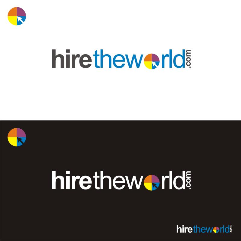 Logo Design by Private User - Entry No. 150 in the Logo Design Contest Hiretheworld.com.