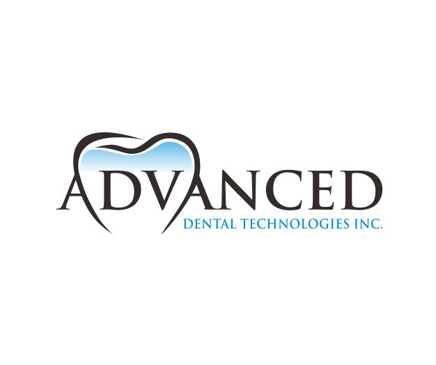 Logo Design by ronny - Entry No. 49 in the Logo Design Contest Fun Logo Design for Advanced Dental Technologies Inc..