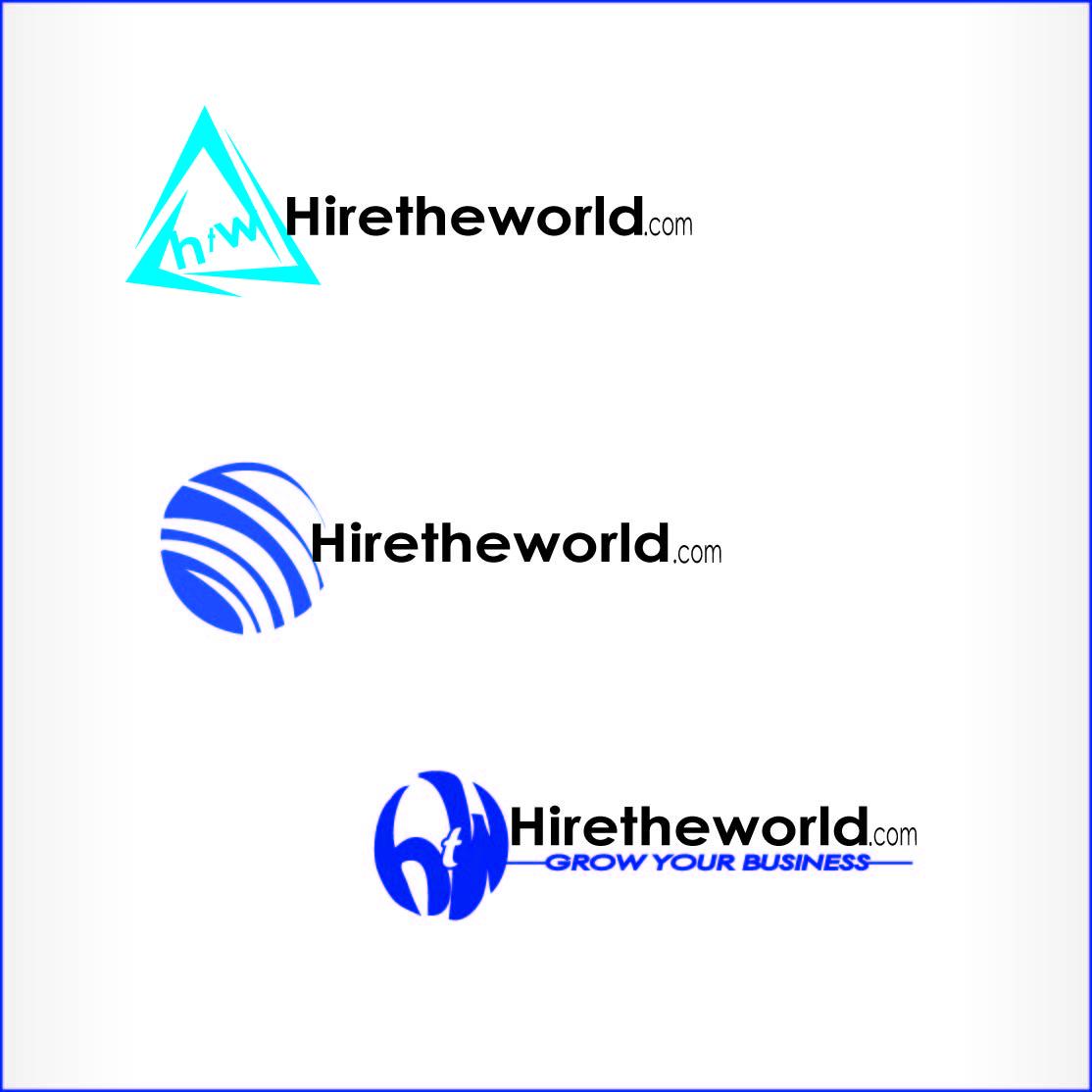 Logo Design by Saunter - Entry No. 151 in the Logo Design Contest Hiretheworld.com.