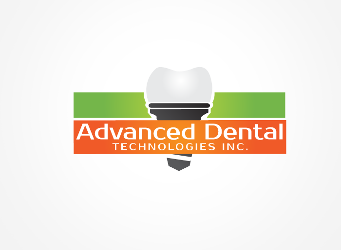 Logo Design by Jan Chua - Entry No. 54 in the Logo Design Contest Fun Logo Design for Advanced Dental Technologies Inc..