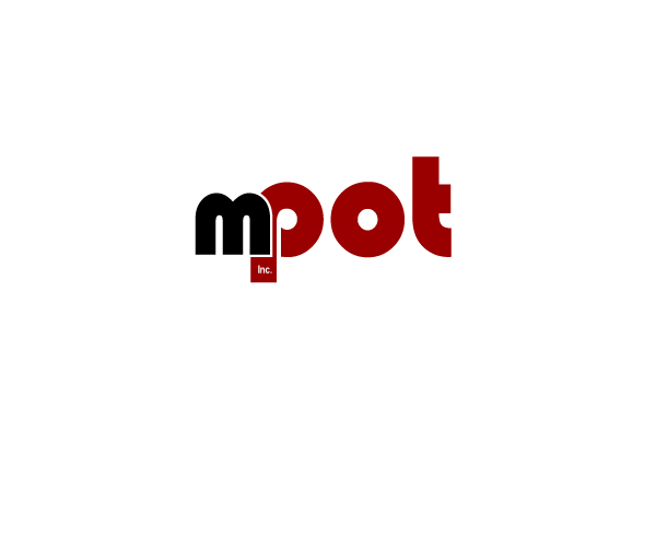 Logo Design by viewbee - Entry No. 59 in the Logo Design Contest Mpot inc  Logo Design.