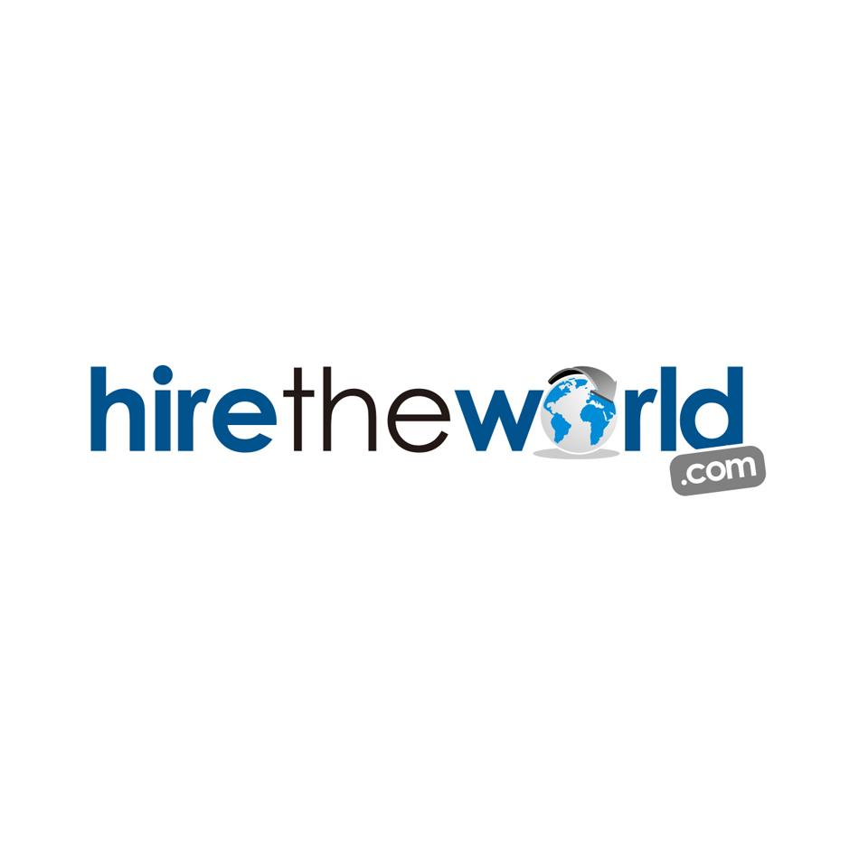 Logo Design by LukeConcept - Entry No. 153 in the Logo Design Contest Hiretheworld.com.
