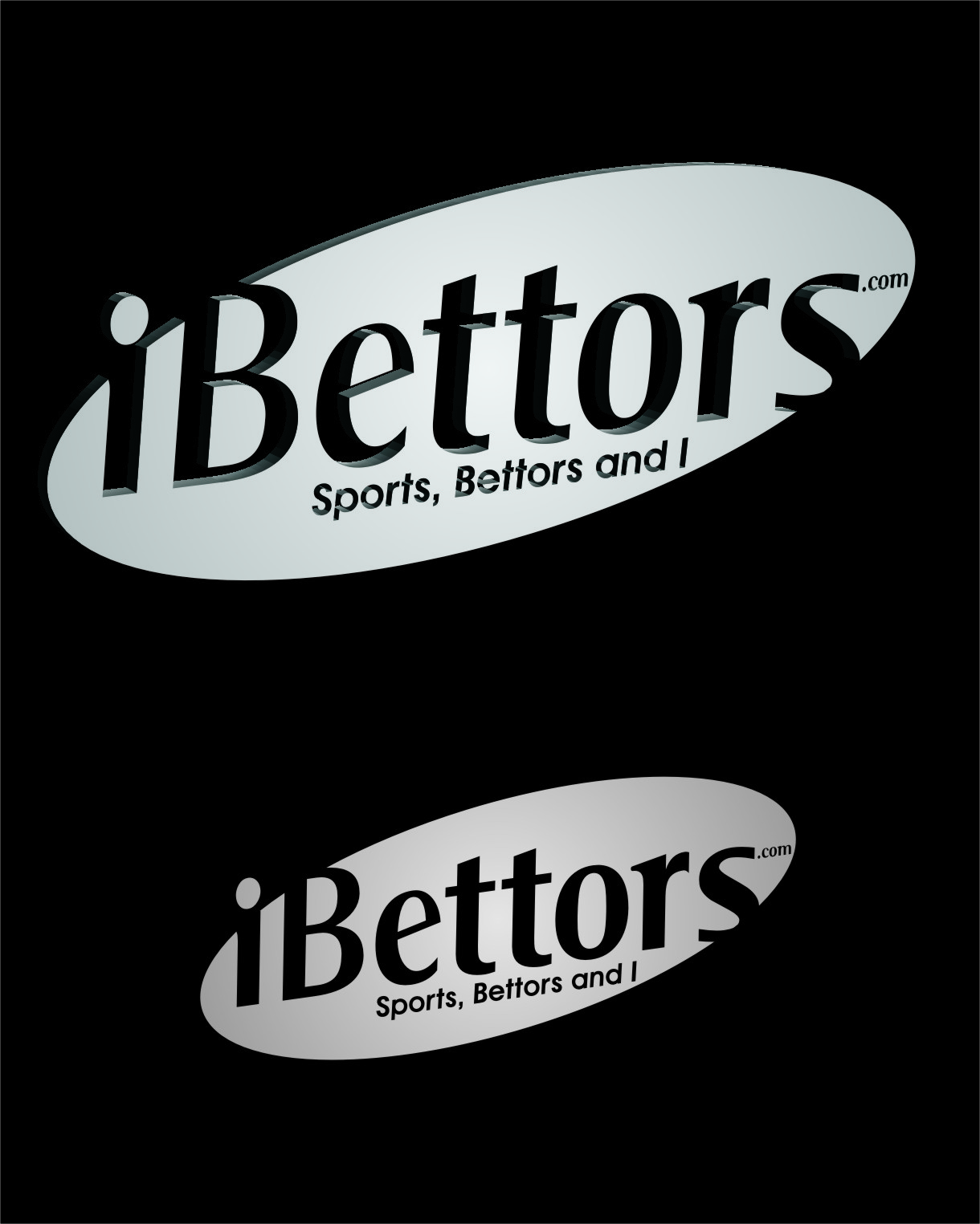 Logo Design by Ngepet_art - Entry No. 91 in the Logo Design Contest Captivating Logo Design for iBettors.com.