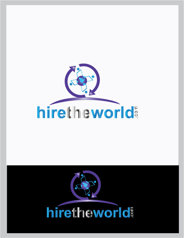 Logo Design by logoshiner1 - Entry No. 154 in the Logo Design Contest Hiretheworld.com.