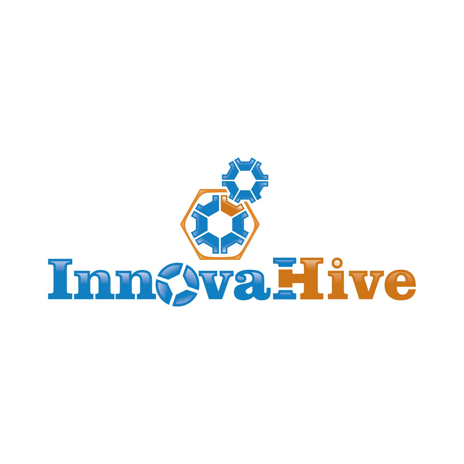 Logo Design by lagalag - Entry No. 80 in the Logo Design Contest InnovaHive Logo Design.