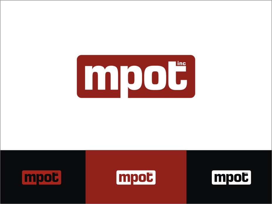 Logo Design by RED HORSE design studio - Entry No. 62 in the Logo Design Contest Mpot inc  Logo Design.