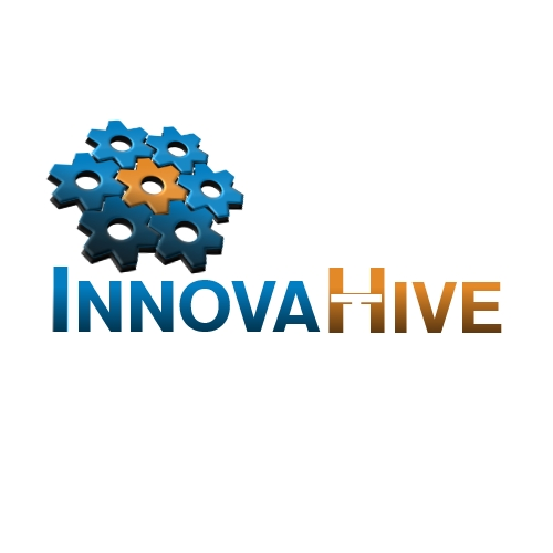 Logo Design by Private User - Entry No. 83 in the Logo Design Contest InnovaHive Logo Design.
