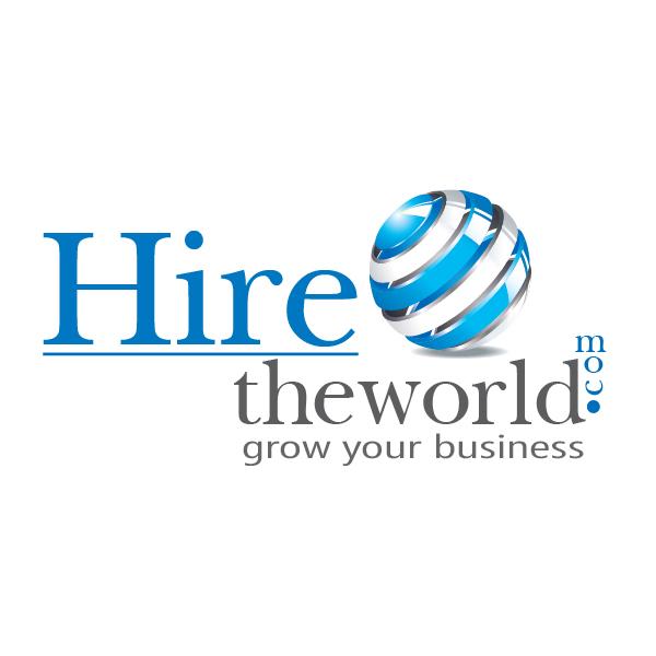Logo Design by aesthetic-art - Entry No. 158 in the Logo Design Contest Hiretheworld.com.