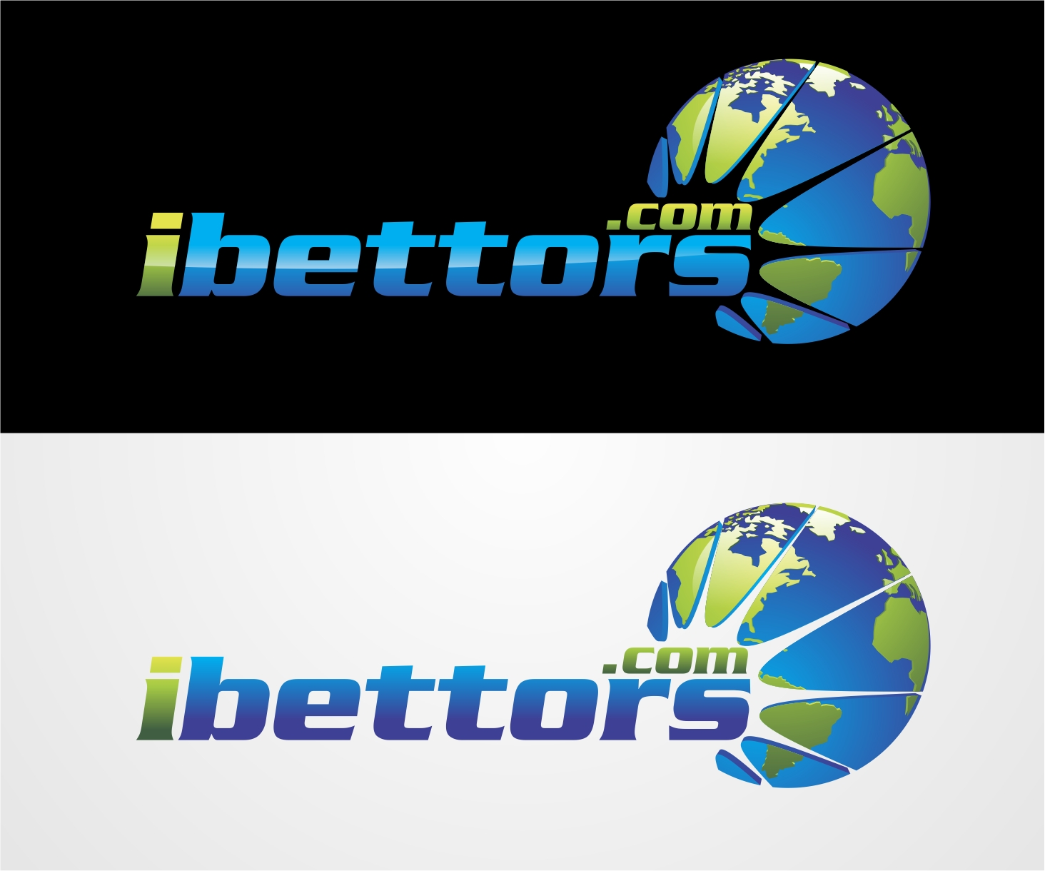 Logo Design by Reivan Ferdinan - Entry No. 104 in the Logo Design Contest Captivating Logo Design for iBettors.com.