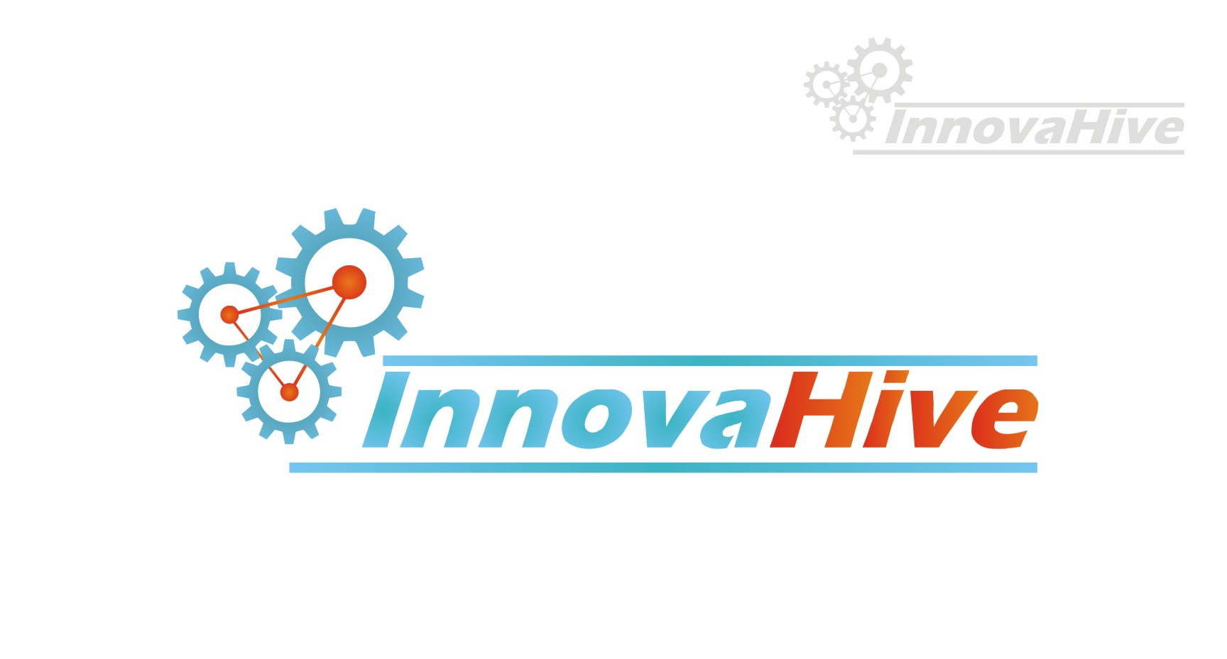 Logo Design by Yuda Hermawan - Entry No. 90 in the Logo Design Contest InnovaHive Logo Design.
