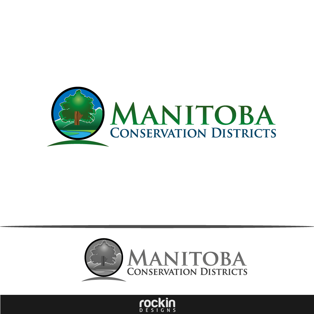 Logo Design by rockin - Entry No. 115 in the Logo Design Contest Manitoba Conservation Districts Logo Design.