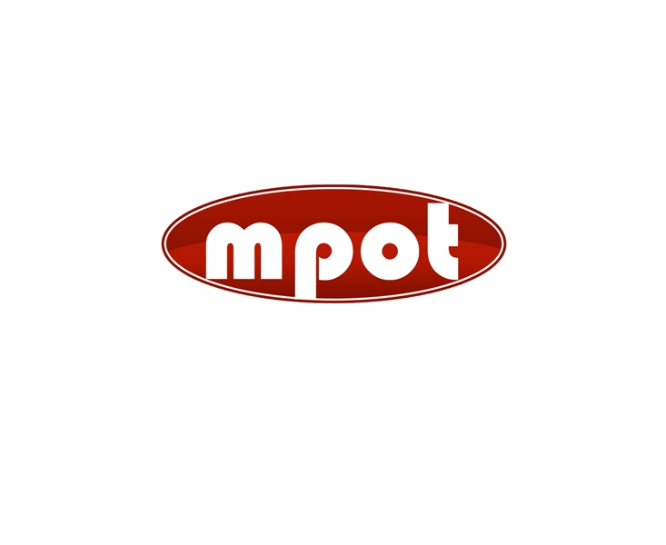 Logo Design by Juan_Kata - Entry No. 67 in the Logo Design Contest Mpot inc  Logo Design.