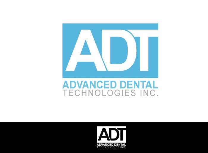 Logo Design by Jan Chua - Entry No. 62 in the Logo Design Contest Fun Logo Design for Advanced Dental Technologies Inc..