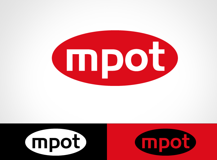 Logo Design by Jan Chua - Entry No. 70 in the Logo Design Contest Mpot inc  Logo Design.