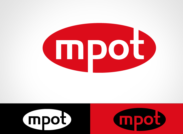 Logo Design by Jan Chua - Entry No. 71 in the Logo Design Contest Mpot inc  Logo Design.