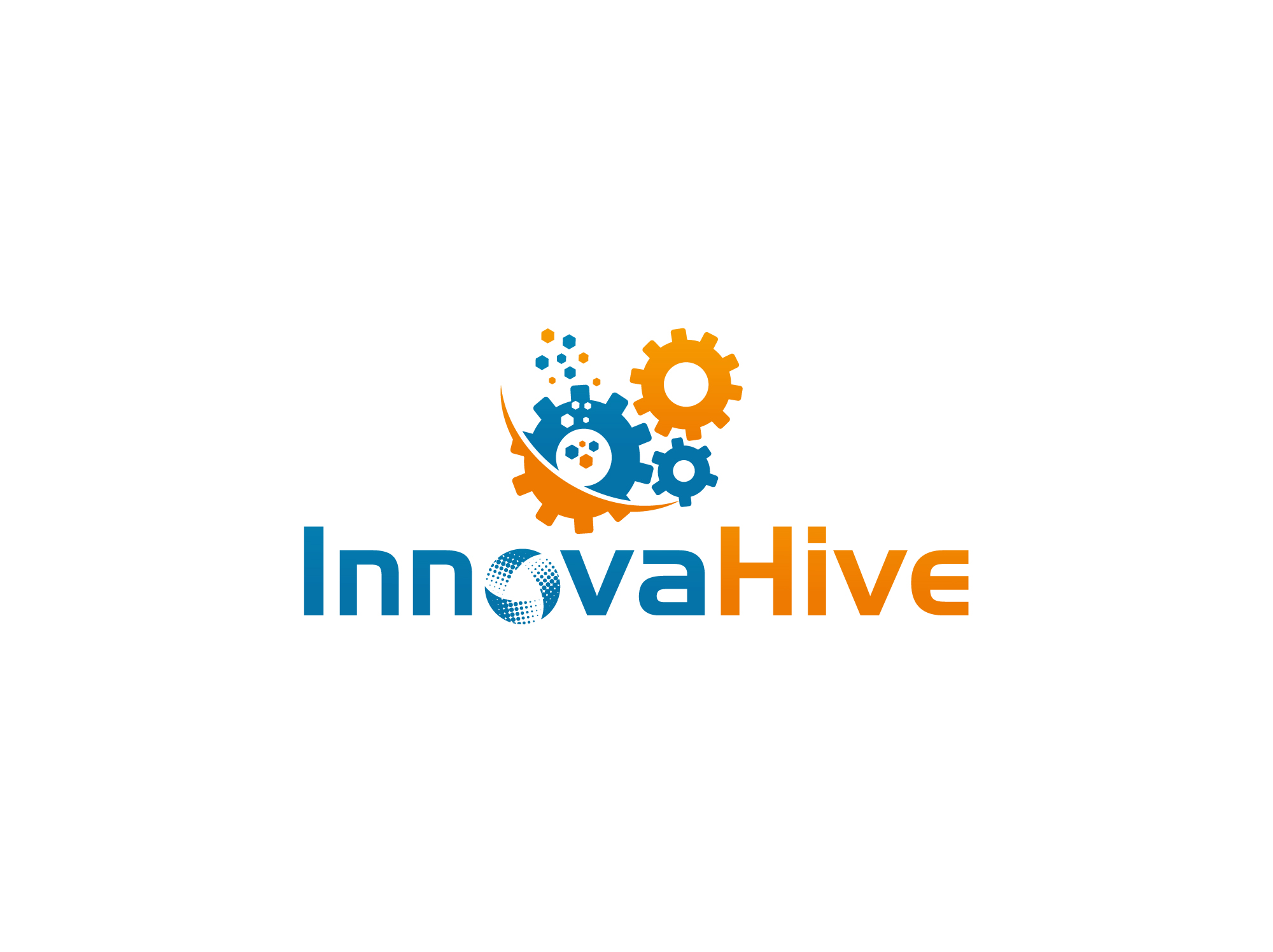 Logo Design by Private User - Entry No. 94 in the Logo Design Contest InnovaHive Logo Design.