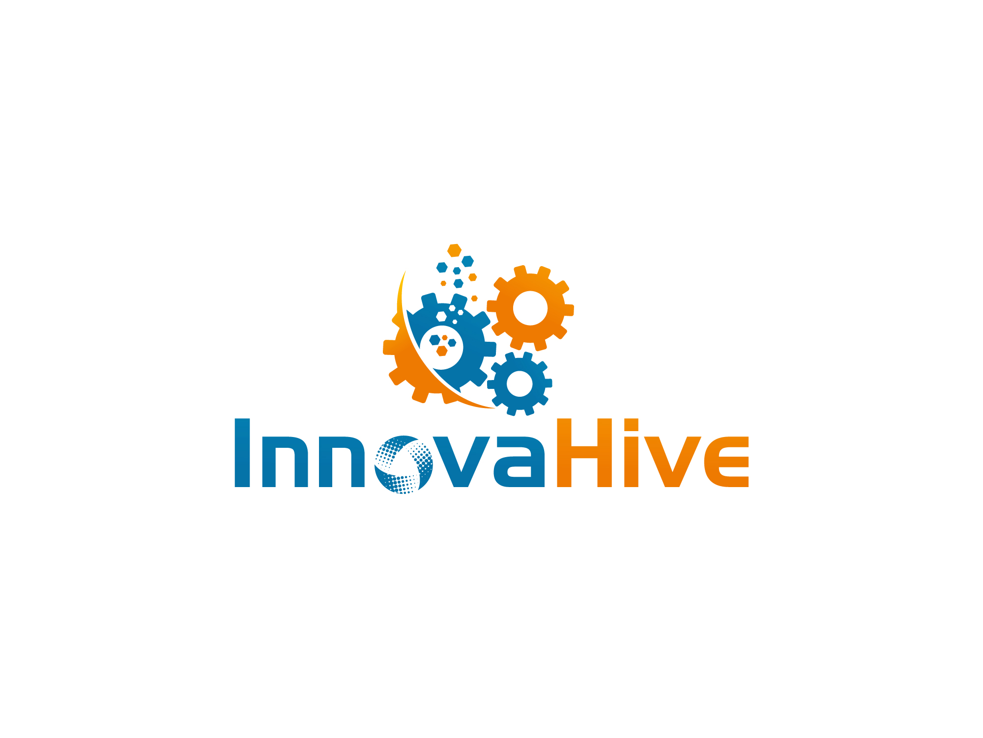 Logo Design by Private User - Entry No. 96 in the Logo Design Contest InnovaHive Logo Design.