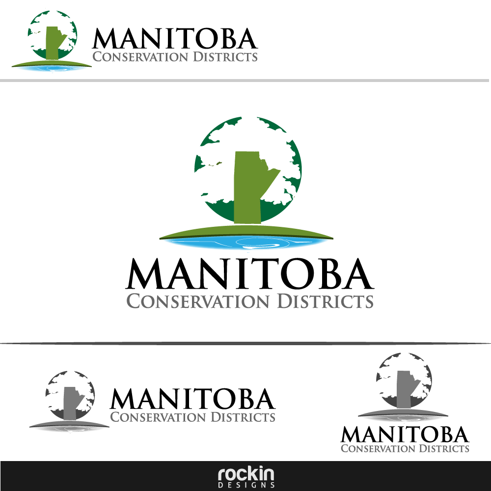 Logo Design by rockin - Entry No. 119 in the Logo Design Contest Manitoba Conservation Districts Logo Design.