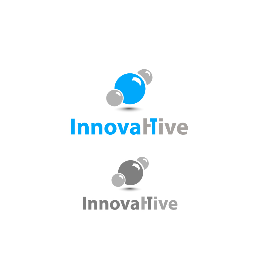 Logo Design by danelav - Entry No. 100 in the Logo Design Contest InnovaHive Logo Design.