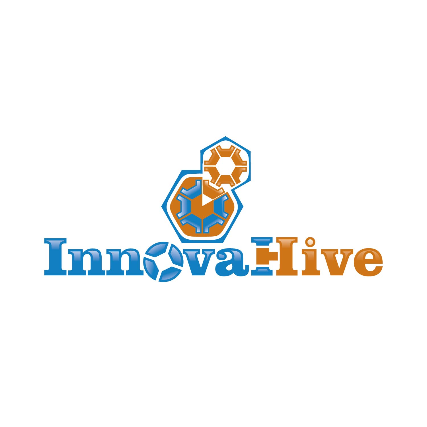 Logo Design by lagalag - Entry No. 103 in the Logo Design Contest InnovaHive Logo Design.