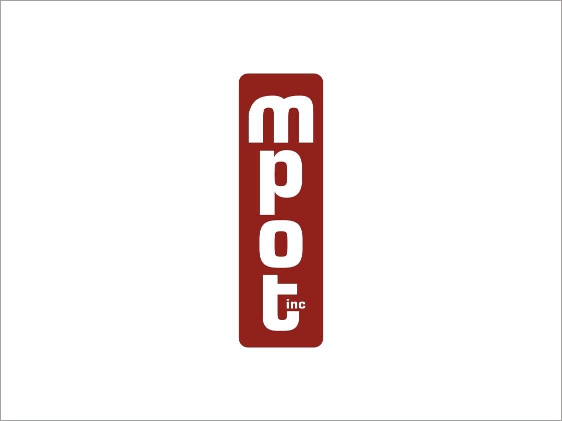 Logo Design by RED HORSE design studio - Entry No. 76 in the Logo Design Contest Mpot inc  Logo Design.