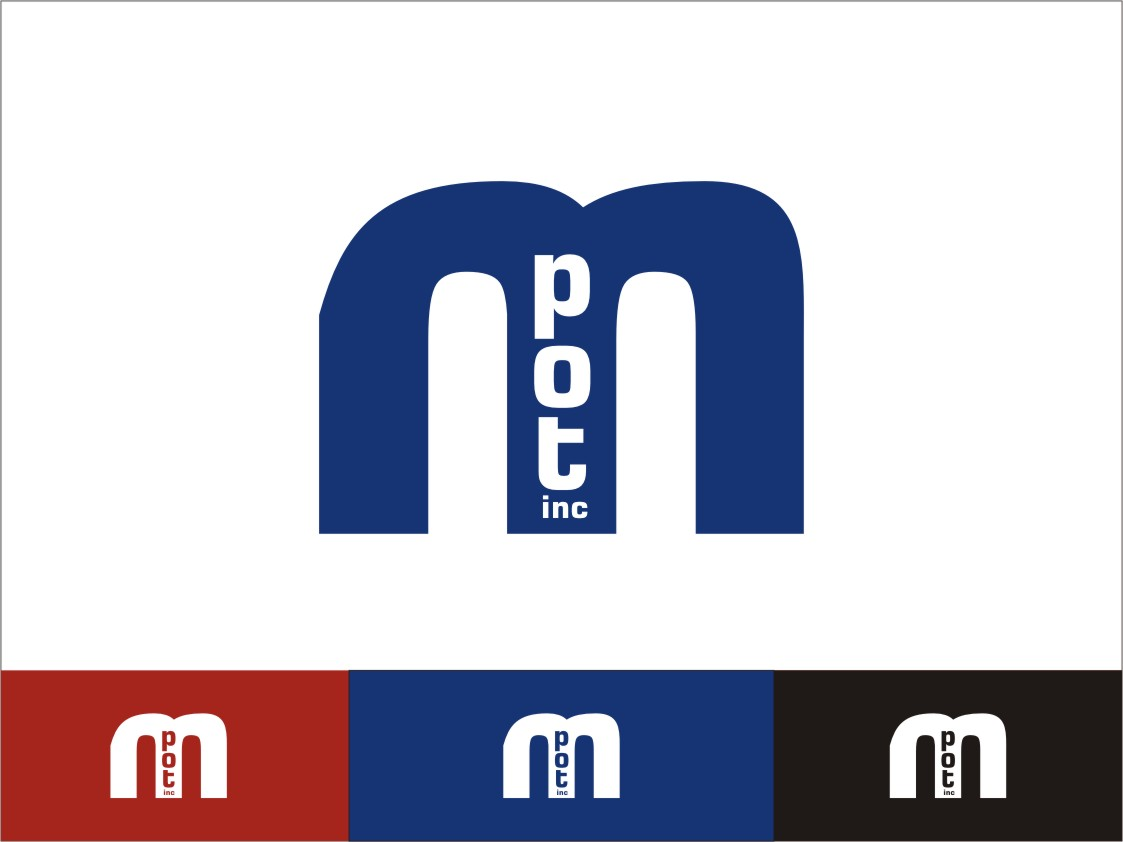 Logo Design by RED HORSE design studio - Entry No. 79 in the Logo Design Contest Mpot inc  Logo Design.