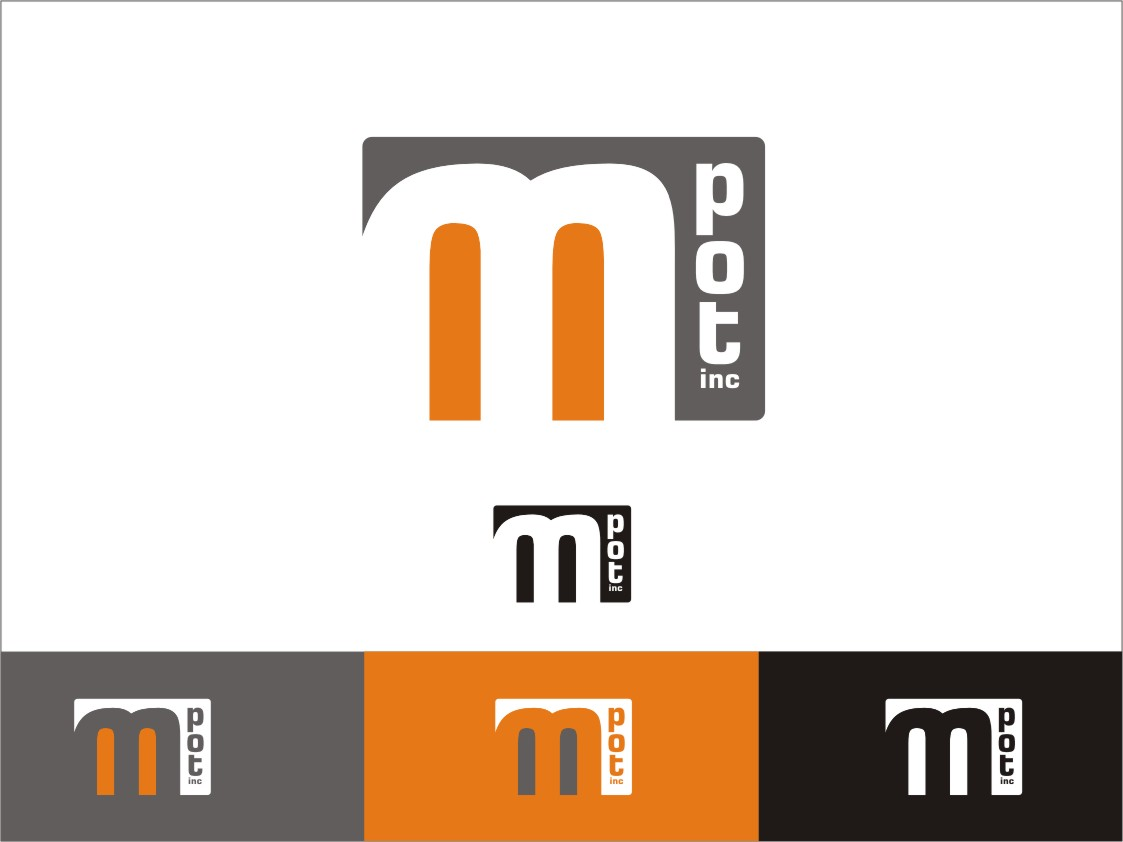 Logo Design by RED HORSE design studio - Entry No. 81 in the Logo Design Contest Mpot inc  Logo Design.
