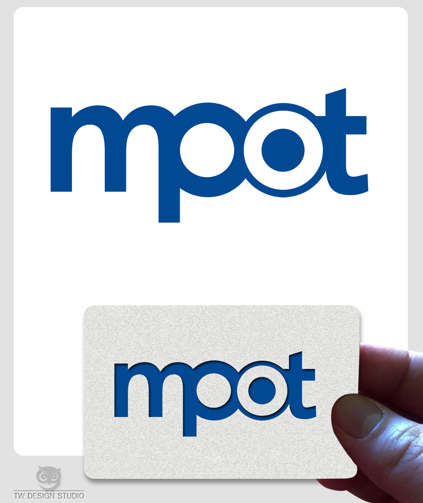 Logo Design by Private User - Entry No. 83 in the Logo Design Contest Mpot inc  Logo Design.