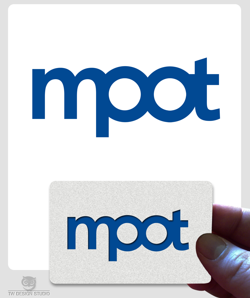 Logo Design by Private User - Entry No. 84 in the Logo Design Contest Mpot inc  Logo Design.