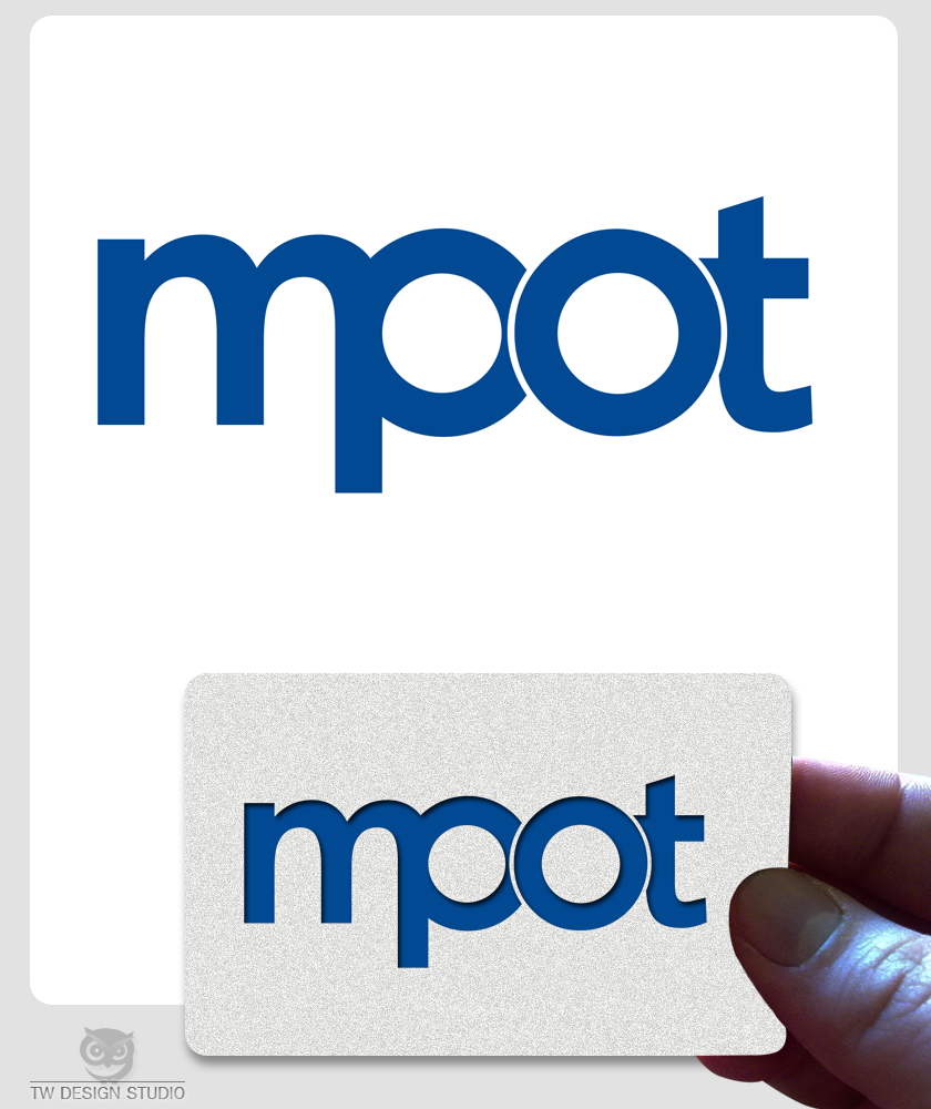Logo Design by Robert Turla - Entry No. 85 in the Logo Design Contest Mpot inc  Logo Design.