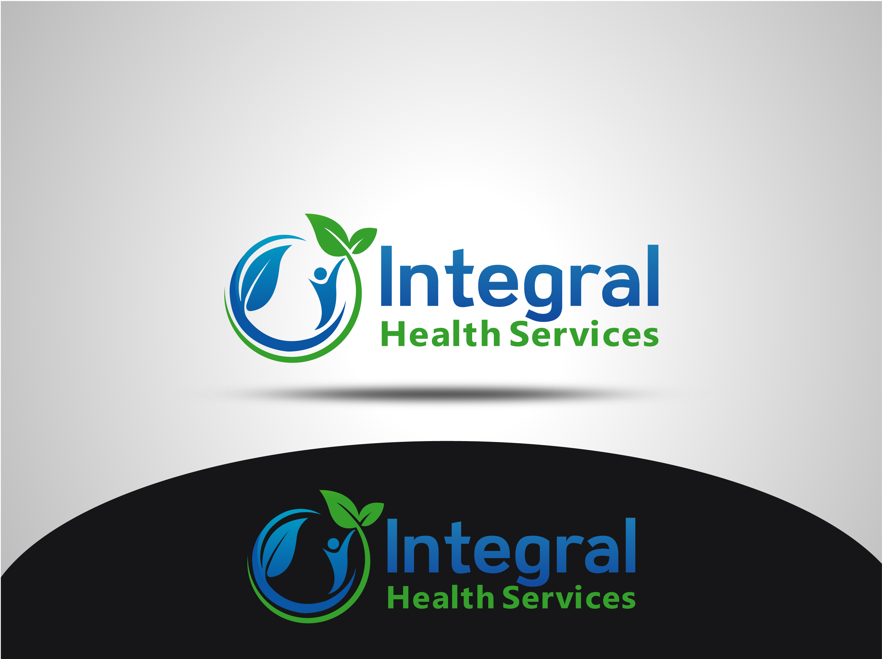 Logo Design by Private User - Entry No. 2 in the Logo Design Contest Unique Logo Design Wanted for Integral Health Systems.