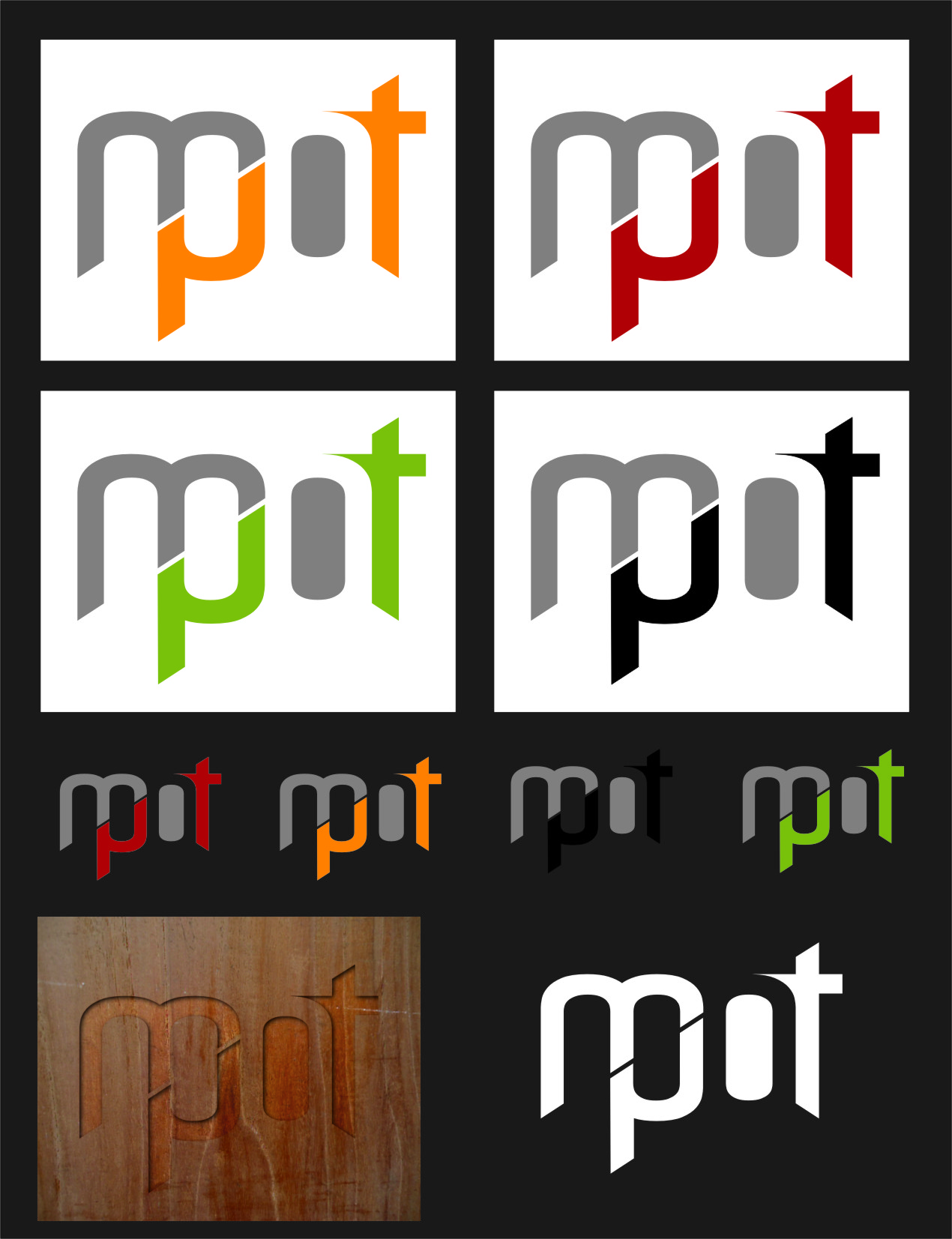 Logo Design by Ngepet_art - Entry No. 87 in the Logo Design Contest Mpot inc  Logo Design.