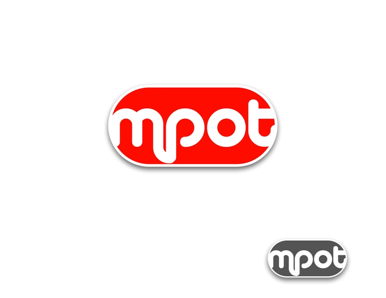 Logo Design by Juan_Kata - Entry No. 89 in the Logo Design Contest Mpot inc  Logo Design.