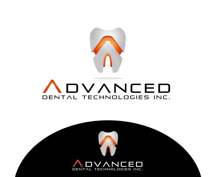Logo Design by Juan_Kata - Entry No. 66 in the Logo Design Contest Fun Logo Design for Advanced Dental Technologies Inc..