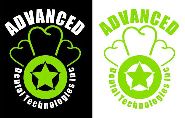 Logo Design by Ismail Adhi Wibowo - Entry No. 67 in the Logo Design Contest Fun Logo Design for Advanced Dental Technologies Inc..