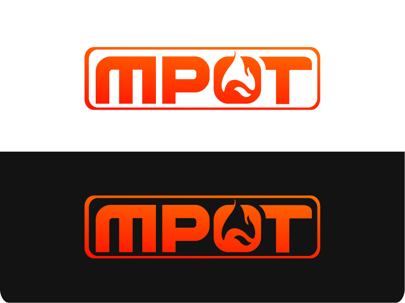 Logo Design by Private User - Entry No. 94 in the Logo Design Contest Mpot inc  Logo Design.